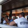 USA Hawaii〉ラハイナの街で海を見ながらバーガーをいただきます!