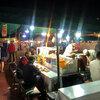 ラマダンの夜の様子 マラケシュのフナ広場