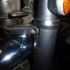 ST50K2-5 フォーククランプボルトが無い
