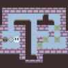 短編パズル『opposoddo』を作りました / I released a short PuzzleScript game 'opposoddo'
