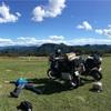 やっぱ最高!!内山牧場キャンプツーリング