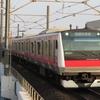 《JR東日本》【写真館239】多種多様な形式から統一された京葉線E233系