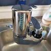 ブリタ浄水器をつけたら水出しコーヒーの味も段違いに良くなりました