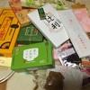 中3娘、京都奈良修学旅行から本日帰宅。伏見稲荷大社のお札ありがとう👍