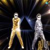 任天堂Wii Uで踊る「ゲット・ラッキー」ダフト・パンク ft.ファレル・ウィリアムス / Get Lucky - Daft Punk Ft. Pharrell Williams - Just Dance 2014 (Wii U)