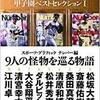 「Number甲子園ベストセレクション1 9人の怪物を巡る物語」