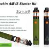 So Simple To Use For Beginner! Innokin AMVS Starter Kit