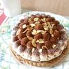 お菓子サークル「シューサロン」今年のテーマは「世界のお菓子食べ歩きの旅」5月はイギリス(*^▽^*)バナナとキャラメルクリームのバノフィパイ♪♪