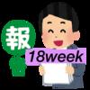 <成果報告>はてなブログ(無料版)初心者高校生の現実:18週目(PV、収益など)