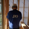 岡山市北区 平屋の家 新築工事 JIOによる躯体検査・防水検査