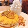 【新作】Eggs'n Things「スイートポテトパンケーキ」