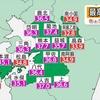 熊本市は2日連続の37℃超え