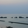 熊野古道をゆく:第4日目、大辺路~橋杭岩~潮岬(本州最南端)
