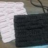 新作編み編み中