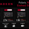 AMD Radeon RX580, 570 560 550が発表