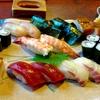 お寿司いただきました@飯塚
