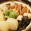 冬の食べ物、人気鍋はおでん!