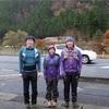 初雪トレイル〈峰床山・皆子山・ナッチョ〉