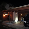 ヤマヒロのモデルハウスで薪ストーブを体験