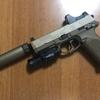 東京マルイ FNX-45 Tactical コイツは買いだ!かっこいいぞレビューだぜ!