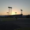 今週も福井運動公園をランニングしてきた。桐生選手にあやかって早く走れるかな?