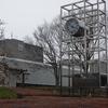 佐倉市ー5 国立歴史民俗博物館 と鹿島川
