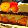 上野広小路ルミネ『HARBS』のストロベリーチョコレートケーキ
