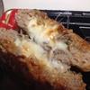 チーズインハンバーグ