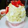 レトロかわいい喫茶店で出てくる、驚きのハイレベルかき氷「喫茶緑」@大垣