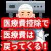 【医療費控除】医療費控除の活用で「医療費は戻ってくる」!