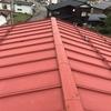 長岡市関原にて屋根からの雨漏り調査!