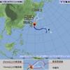 .その7.台風9号、神奈川県小田原市付近に上陸。