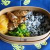 29冊目『有元葉子の「和」のお弁当』から3回めは豚肉巻ききんぴら弁当