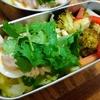 【1食107円】小エビのカクテルサラダ卵サンドイッチ弁当レシピ~糖質ゼロ奇跡のおから入り食パンで挟みます~