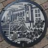 豊橋市のマンホールの蓋(2)