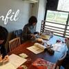 レッスンレポート)1/28 本川町教室 わからないところをすぐに聞けるのでうれしいです