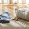 洗濯物をたたむときは座らない!めんどくさがり屋の生活強制管理術。