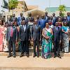 アフリカルワンダ大統領選挙 ポールカガメ氏が98%の投票率で圧勝 内閣の半数以上が女性閣僚内閣発足