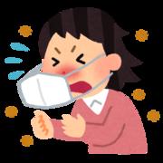 しつこい花粉症はいつまでつづくの?2017年春の花粉飛沫予報
