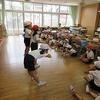 2年生:学習発表会のダンス練習