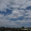 昨日の雲&三日間の独り言