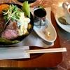 🚩外食日記(237)    宮崎ランチ       🆕「BARMAR Espana(バルマルエスパーニャ)」より、【ローストビーフ丼L(ランチ限定)】‼️