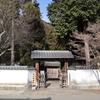 冬の紅葉谷公園(山口県岩国市横山)
