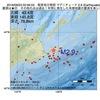 2016年09月23日 02時56分 根室地方南部でM2.9の地震