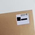 ドイツ生活小話 切手シート&オンラインのInternetmarkeで郵送楽々