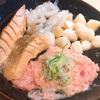 新宿の歌舞伎町にある海鮮丼屋のランチ☆