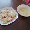 料理下手でも簡単!5分で作れる簡単おかずと玉ねぎスープ【料理記録】
