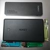世界最大容量クラスのモバイルバッテリーを試す [Quick Charge 3.0対応] AUKEY モバイルバッテリー 30,000mAh