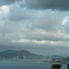 2011/10/22 16時ころ 低く垂れ込める雲