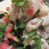 南米のお刺身マリネ・セビッチェをヒラメで食べよう